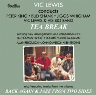Tea Break, Back Again & Jazz From 2