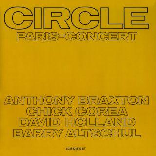 Circle / Paris Concert (vinyl)