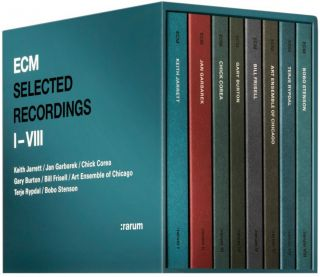 Rarum Box Set 1: Sel. Recordings I-VIII