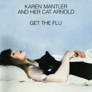 Karen Mantler And Her Cat Arnold  (vinyl)