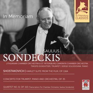 Saulius Sondeckis In Memoriam