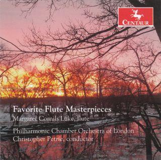Favorite Flute Masterpieces