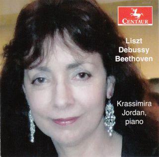 Liszt Debussy Beethoven