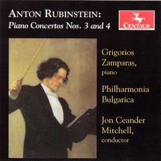 Piano Concertos Nos. 3 and 4
