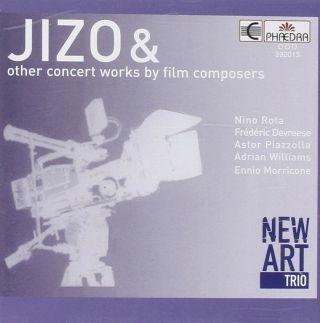 JIZO & other concert works by film composers