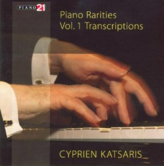 Piano Rarities: Vol.1 Transcriptions