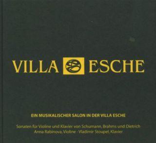 Albert Dietrich, Robert Schumann, Johannes Brahms, F-A-E-Sonata & Schumann, Violin Sonata No. 2