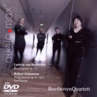 String Quartets Op.41, Nos.1&2/Op.135