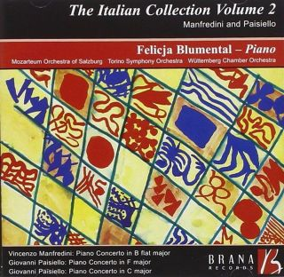 Manfredini, Paisiello: The Italian Coll. Vol.2