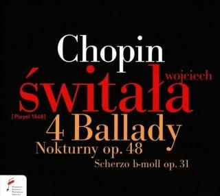4 Ballads/2 Nocturnes/Scherzo (Steinway)