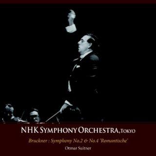 Symphonies Nos. 2 (Nowak Edition) & 4