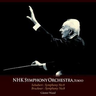 Symphony No.9 in C maj/Symphony No.8 in C min