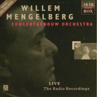 LIVE: THE RADIO RECORDINGS (10 CD