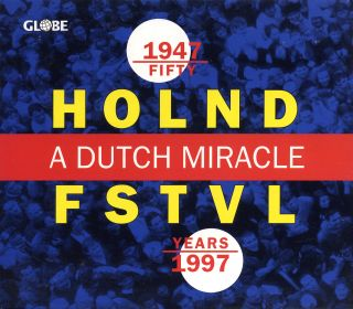 Fifty years Holland Festival