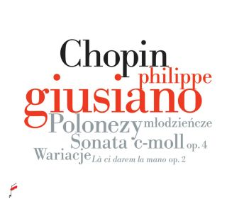 Polonaises, Sonata in C minor Op. 4