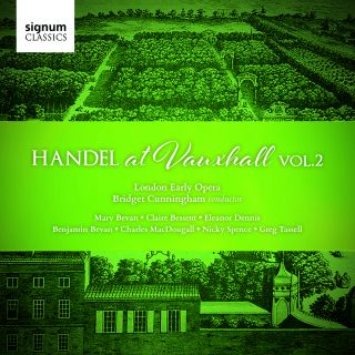 Handel at Vauxhall, Vol. 2