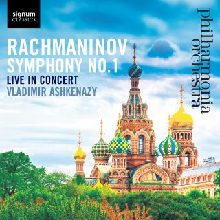 Symphony No. 1, Live in Concert