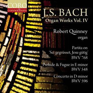 J.S. Bach Organ Works Vol. IV