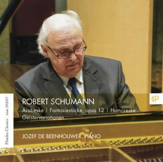 Jozef de Beenhouwer plays Robert Schumann