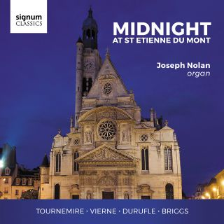 Midnight at St Etienne du Mont