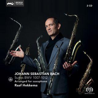 Suites BWV 1007 - 1012