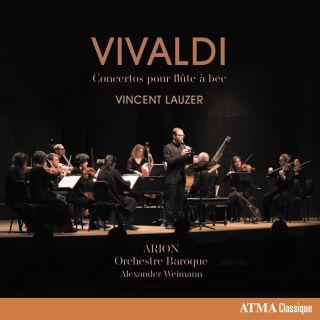 Recorder Concertos (Flûte à Bec)