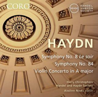 Symphonies 8 & 84 / Violin Concerto in A Major