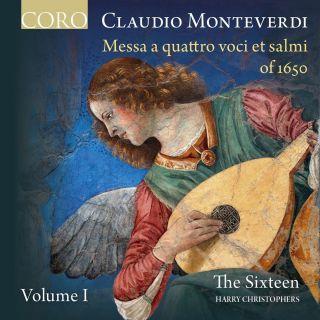 Messa a quattro voci et salmi of 1650 Vol. 1