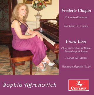Piano Works, Chopin & Liszt