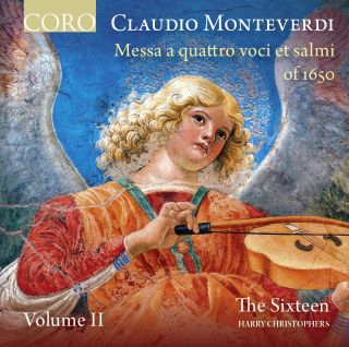 Messa a quattro voci et salmi of 1650 Volume II