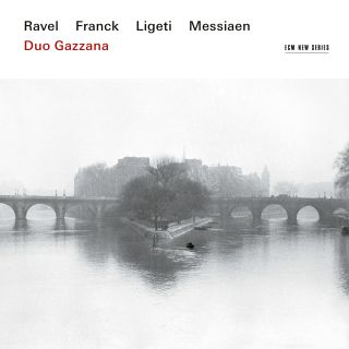 Ravel | Franck | Ligeti | Messiaen