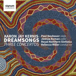 Dreamsongs, Three Concertos