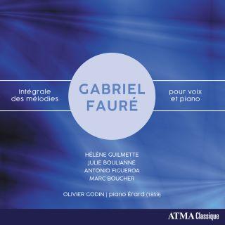 Intégrale des Mélodies pour Voix et Piano