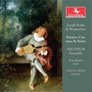 Boismortier: Sonates, Cantates & Suites