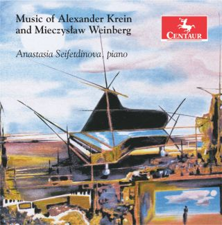 Music of Alexander Krein & Mieczysław Weinberg