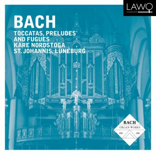 Bach Toccatas, Preludes and Fugues