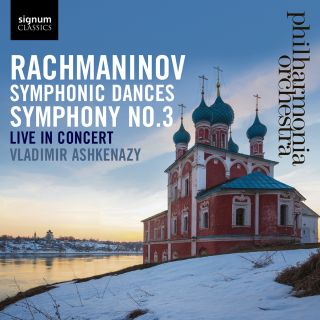 Symphonic Dances, Symphony No. 3