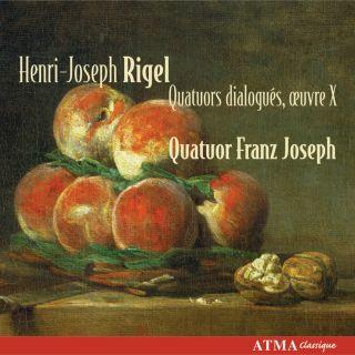 Rigel: Quatuors dialogués