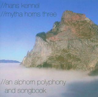 An Alphorn Polyphony And Songbook