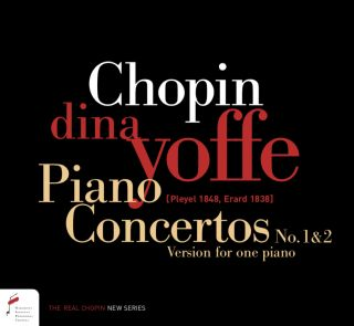 Chopin. Piano Concertos No. 1&2, Version for one piano