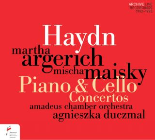 Haydn. Piano & Cello Concertos