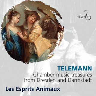 Chamber Music Treasures from Dresden and Darmstadt