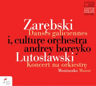 Danses galiciennes / Lutosławski. Concerto for Orchestra / Moniuszko. Mazurka