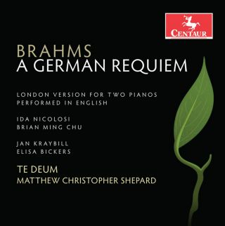 Brahms: A German Requiem, Op. 45 (London Version) [Sung in English]