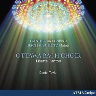 Handel - Dixit Dominus | Bach & Schütz - Motets