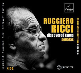 1918-2018 Ruggiero Ricci Centenary Edition