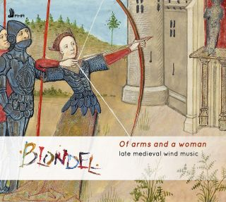 Of arms and a woman - late medieval wind music