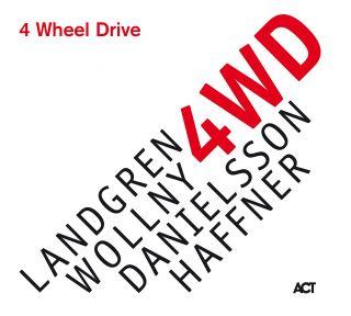 4 Wheel Drive (vinyl)