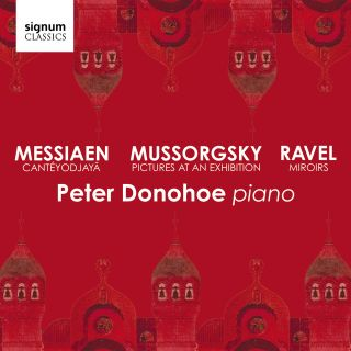 Mussorgsky, Messiaen, Ravel