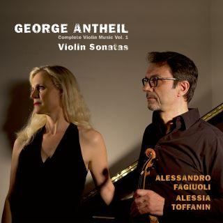 Violin Sonatas Vol. 1